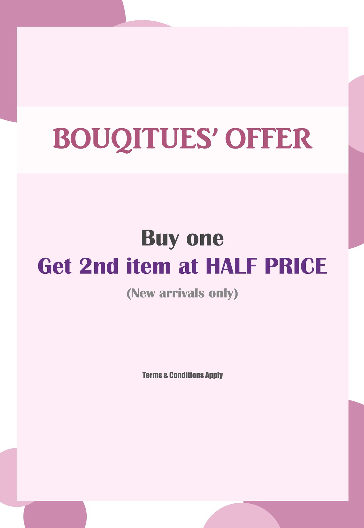 Please be invited to visit ALEXANDRE ZOUARI's Boutiques in Hong Kong! Enjoy the Special Promotion Offer for New Arrivals - Buy 1 Get 2nd item at HALF PRICE. The best gifts for moms on Mother's Day! 現凡於 ALEXANDRE ZOUARI香港專門店購買春夏新貨,即享第二件半價優惠!以最吸引價錢購入法國全人手製髮飾,在母親節向媽媽送上暖暖心意! For any updates of AZ:...