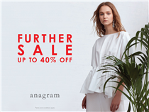 Up to 40% off, starting today!