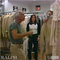 Unprecedented access to 50 years of archives and interviews, including never-before-seen footage from #RalphLauren's personal collection. Watch #VeryRalph exclusively on #HBO. About a Man:
