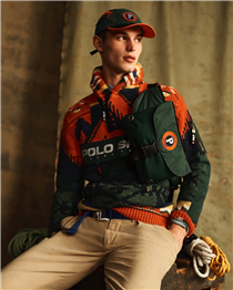 Meet the #PoloSport 2-in-1 sweater, equipped with a