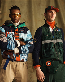 Polo Sport Outdoors: A special capsule of reissues and reinterpretations of Ralph Lauren's legendary sportsman-inspired designs of the '80s and '90s. Explore the collection: