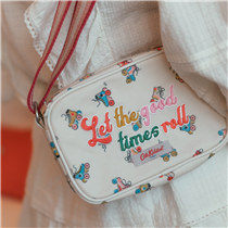【Let the Good Times Roll with Cath Kidston⛸🌞】
