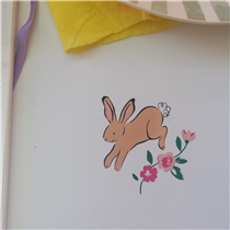 【Paint with Cath Kidston: Jummping Bunnies🖌🐰】