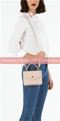 【Cath Kidston Mayfield Blossom Outfit Idea】