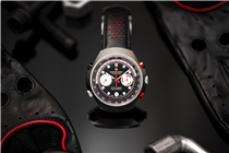 【全新HAMILTON CHRONO-MATIC 50腕錶】