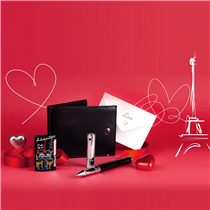 Celebrate Valentine's Day with S.T. Dupont and spread love toward your special someone :