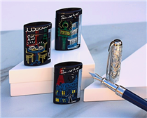 "In a tribute to its French roots, the Parisian atmosphere have been depicted on 3 different lighters. A charming way to get ""The City of Lights"" in your pocket :"