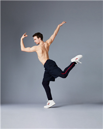 Made by movement. Dancer Matthew Ball defied the norm to pursue his dreams with passion and dedication. This is how #ChampionsAreMade.
