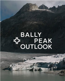 Introducing the new Bally Peak Outlook capsule, an eco-friendly collection of outdoors-inspired products where 100% of net proceeds will benefit mountain preservation through the Bally Peak Outlook Foundation