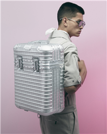 The Dior Summer 2020 men's show by Kim Jones, the Creative Director of Dior men's collections, unveiled a unique capsule collection done in collaboration with the luxury luggage brand Rimowa, featuring special-edition products such as a backpack or a champagne case. This collection features the 'Dior Oblique' signature inscribed directly onto the German brand's iconic aluminum skin. Discover more about the collection on.dior.com/summer20!